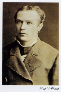 Friedrich August Pfund (1843 - 1883)