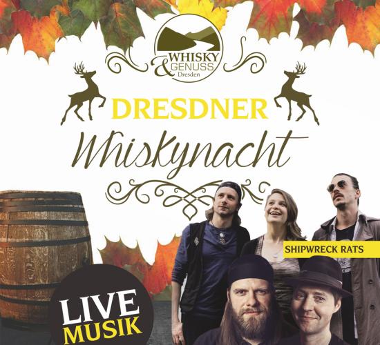 Whiskynacht Dresden von Whisky & Genuss