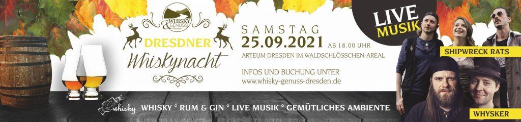 Whiskynacht von Whisky &Genuss Dresden