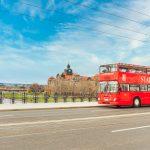 Original Dresdner Stollentour mit den Roten Doppeldeckern Dresden
